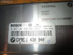 Блок EFI Bmw 3-series E46-AP32 M43-194E1 Фото 1