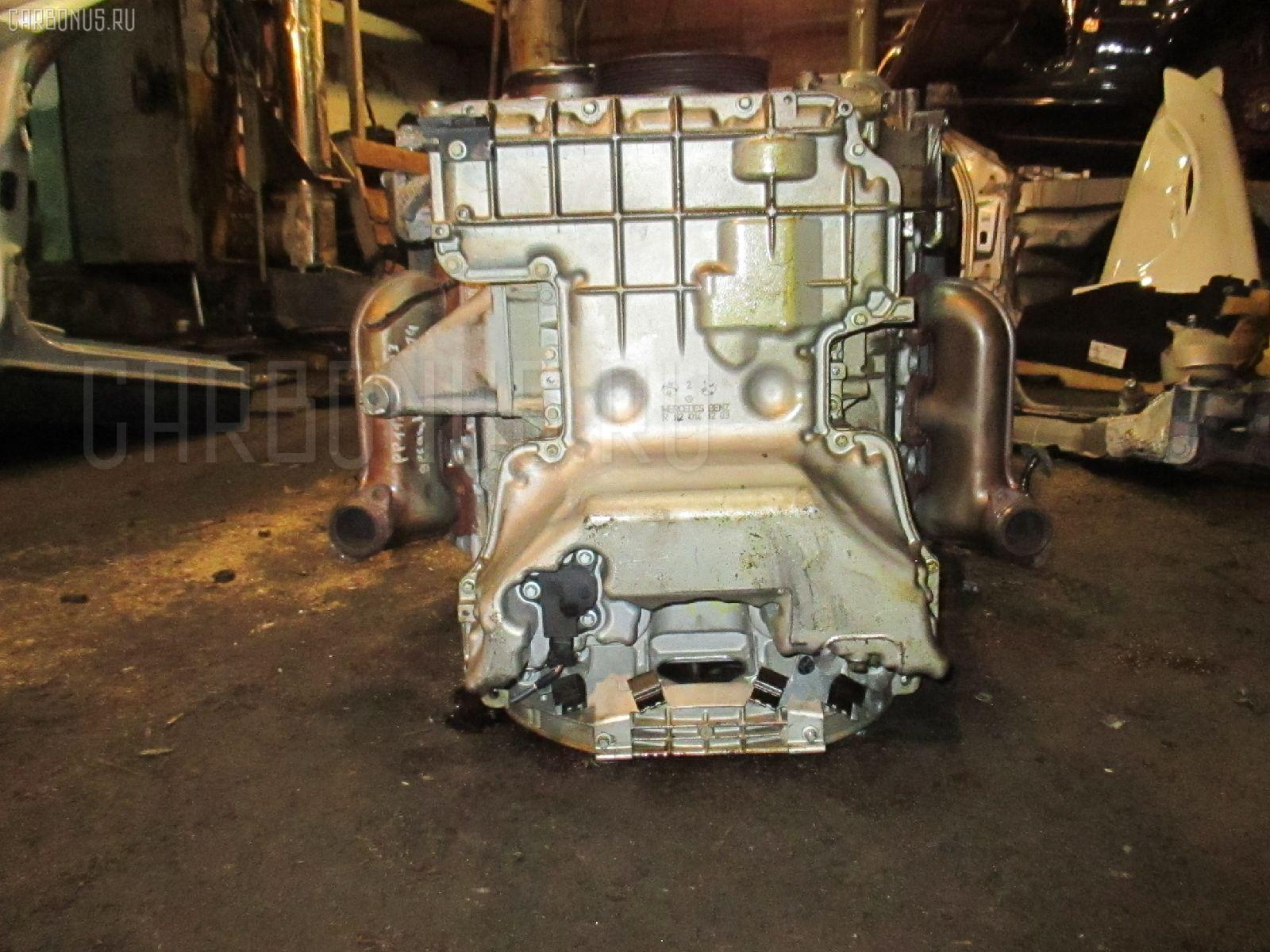 Двигатель Mercedes-benz C-class station wagon S203.261 112.912 Фото 1
