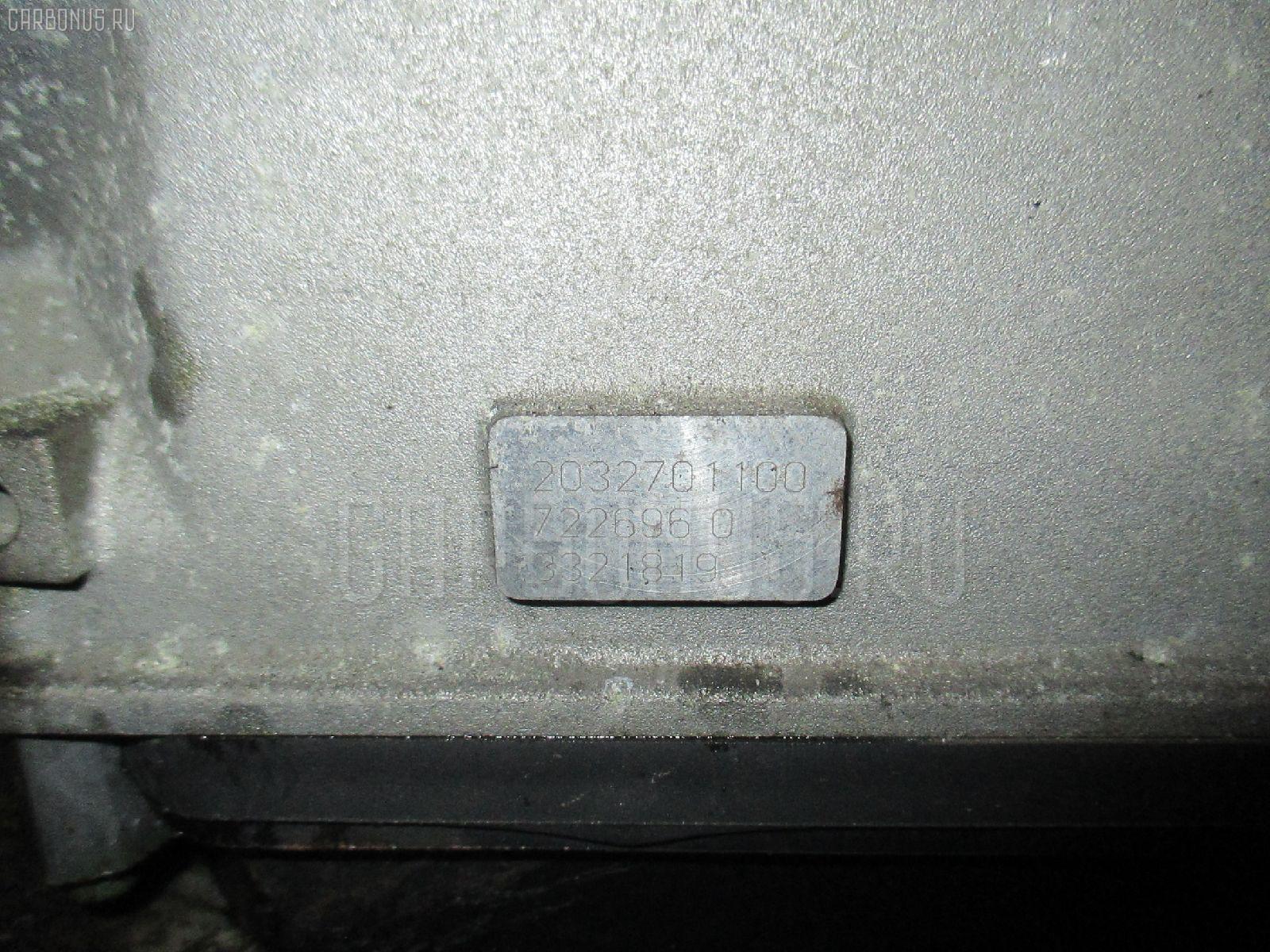 КПП автоматическая MERCEDES-BENZ C-CLASS STATION WAGON S203.261 112.912 Фото 1