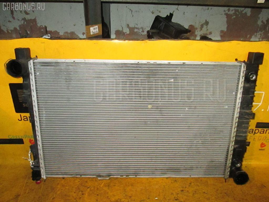 Радиатор ДВС MERCEDES-BENZ C-CLASS STATION WAGON S203.242 271.940. Фото 6