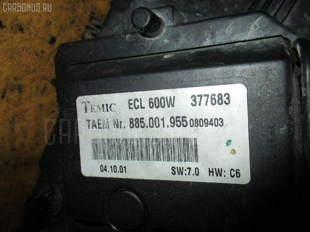 Вентилятор радиатора ДВС MERCEDES-BENZ C-CLASS STATION WAGON S203.261 112.912 Фото 2