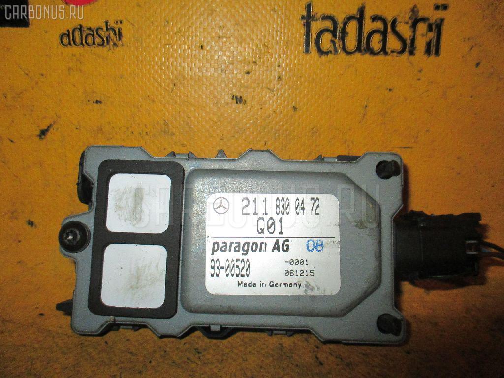 Датчик вредных газов наружнего воздуха MERCEDES-BENZ C-CLASS STATION WAGON S203.261 112.912 Фото 1