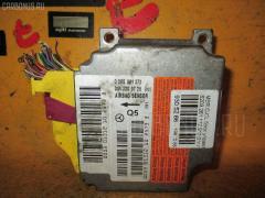 Блок управления air bag MERCEDES-BENZ C-CLASS STATION WAGON S203.261 112.912 Фото 2