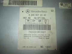Автомагнитофон MERCEDES-BENZ C-CLASS STATION WAGON S203.261 Фото 2