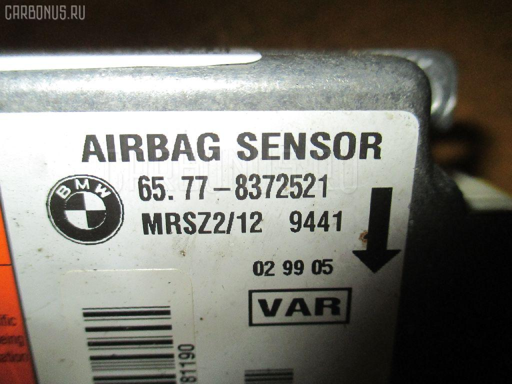 Блок управления air bag BMW 7-SERIES E38-GJ01 M73N-54122 Фото 1