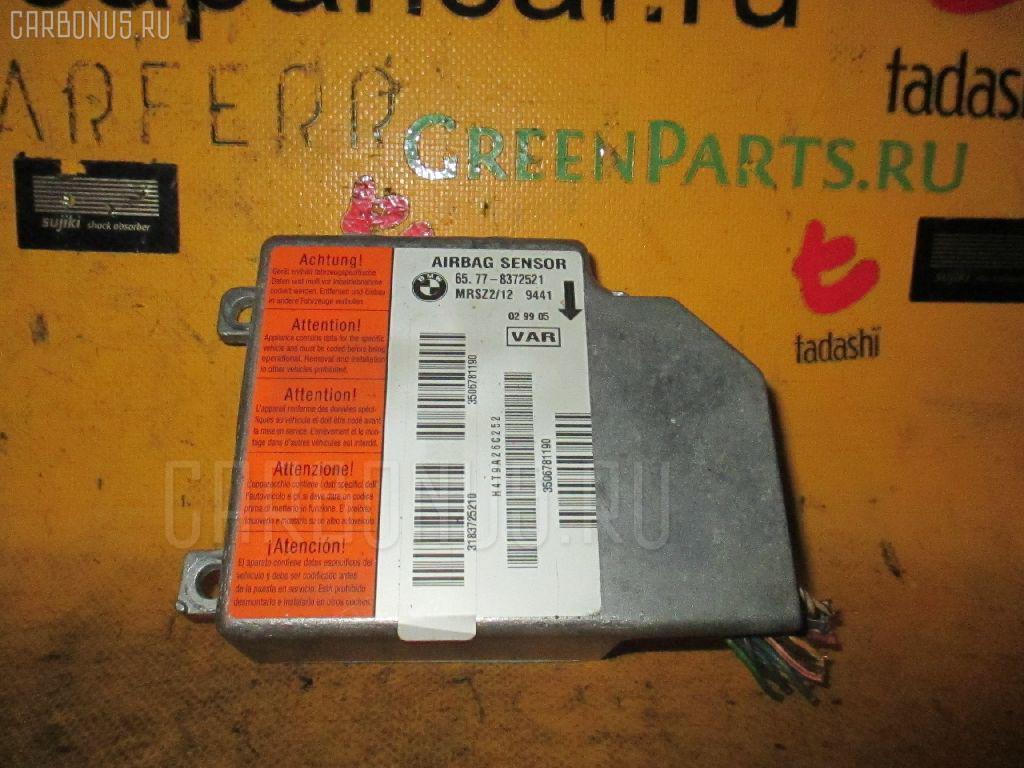 Блок управления air bag BMW 7-SERIES E38-GJ01 M73N-54122 Фото 3