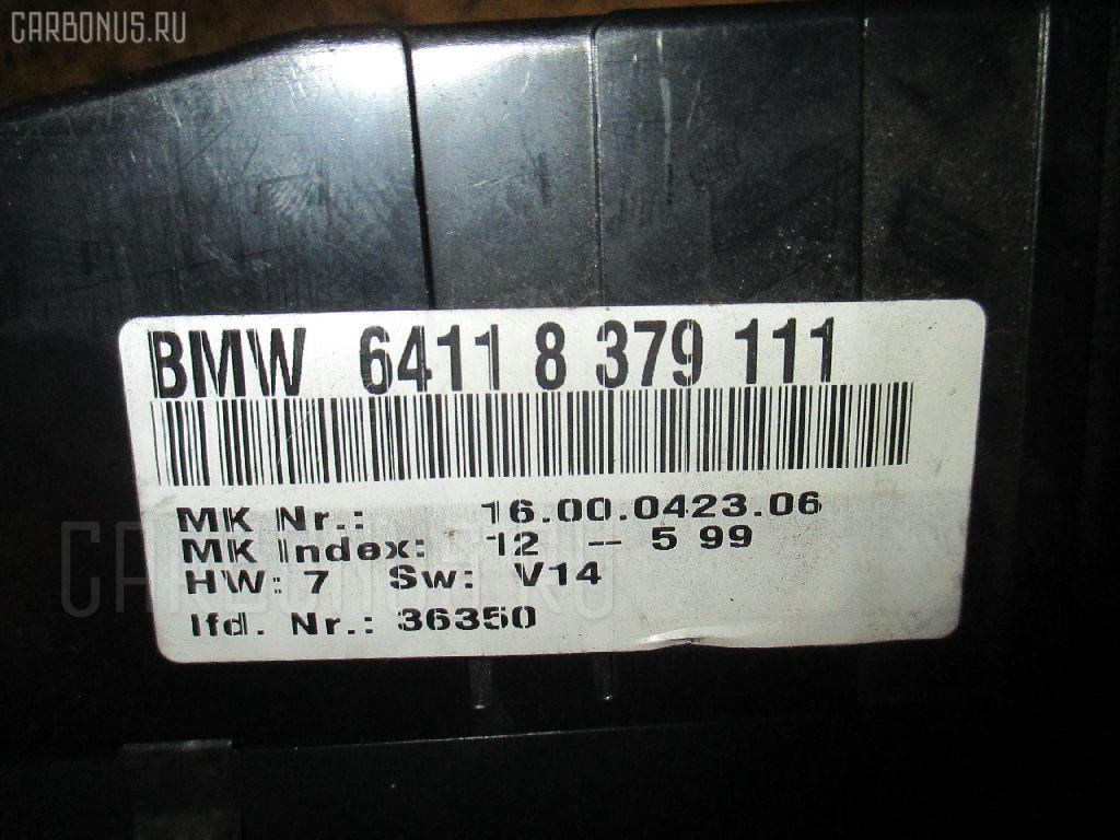 Блок управления климатконтроля BMW 7-SERIES E38-GJ01 M73N-54122 Фото 1
