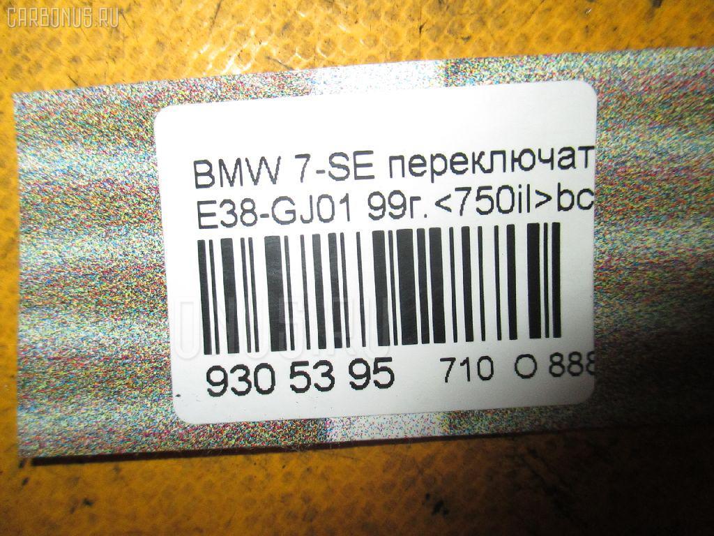 Переключатель поворотов BMW 7-SERIES E38-GJ01 Фото 3