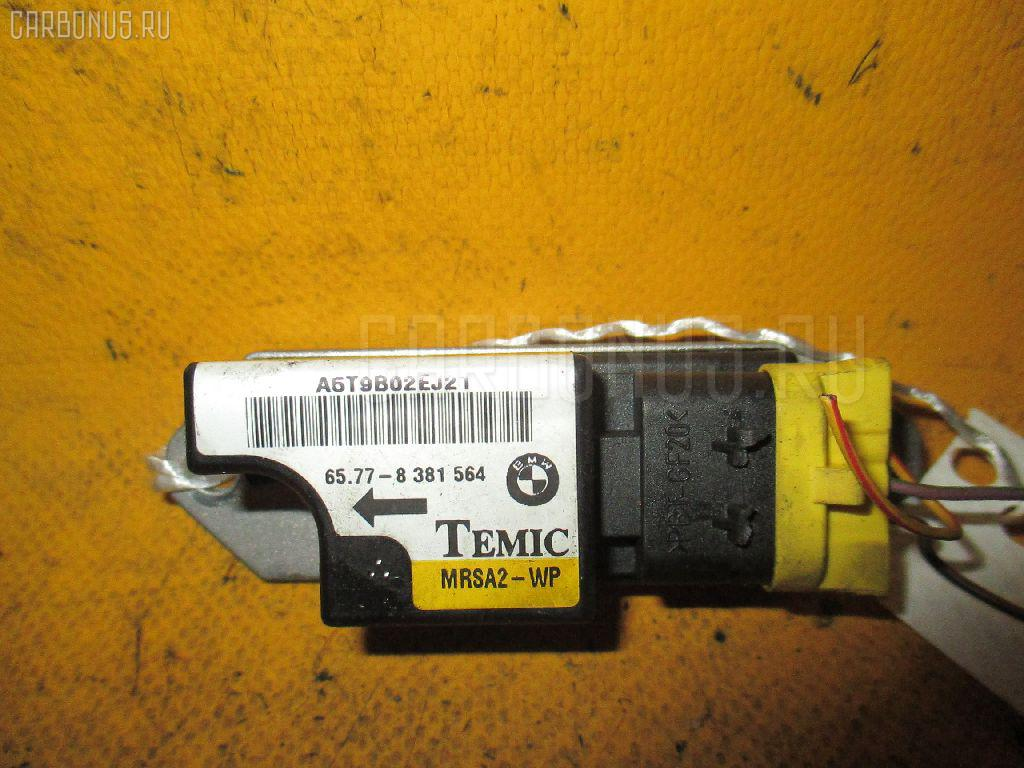 Датчик air bag BMW 7-SERIES E38-GJ01 M73N-54122 Фото 1