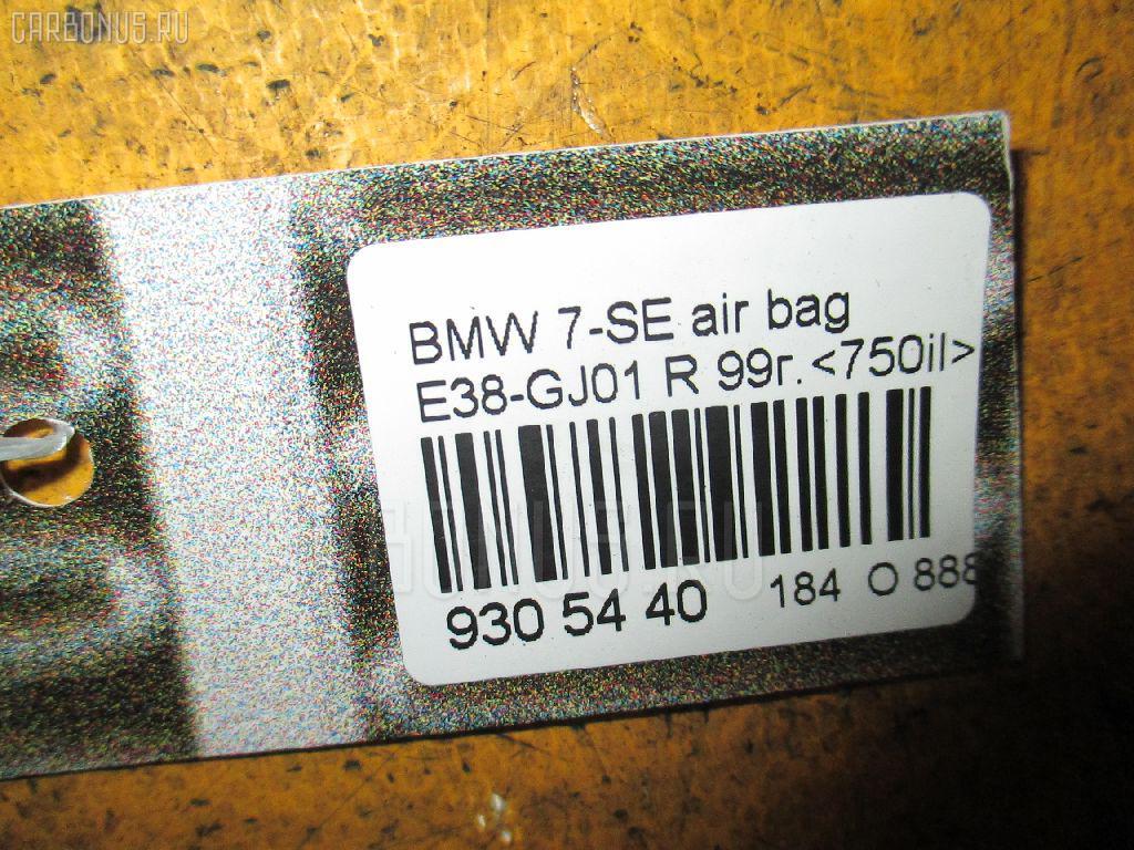 Air bag BMW 7-SERIES E38-GJ01 Фото 3