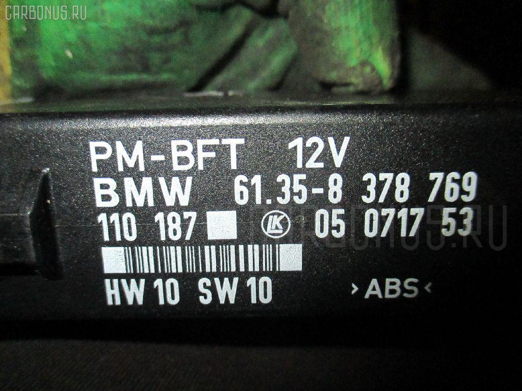 Блок комфорта Bmw 7-series E38-GJ01 M73N-54122 Фото 1