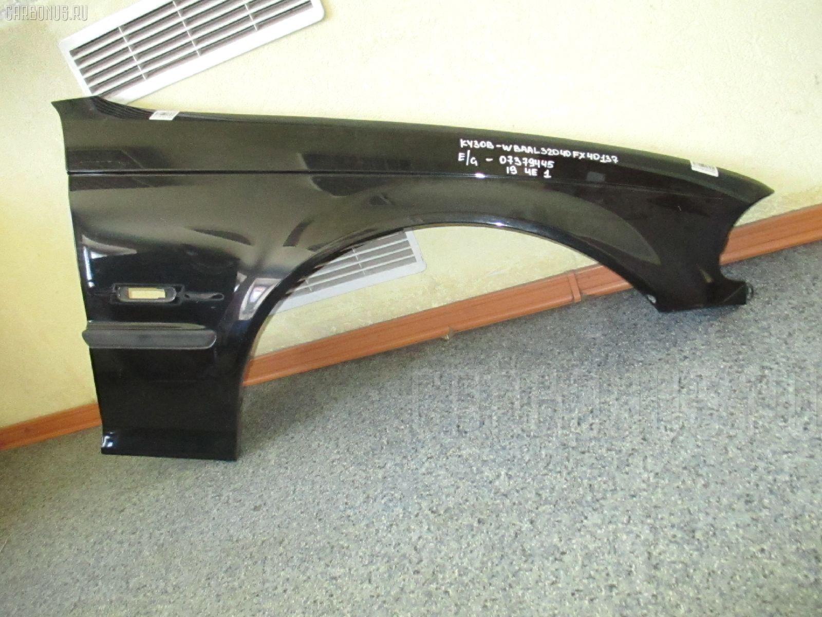 Крыло переднее BMW 3-SERIES E46-AL32 Фото 2