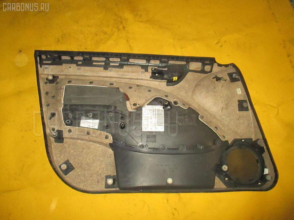 Обшивка двери BMW 3-SERIES E46-AL32. Фото 4