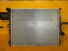 Радиатор ДВС Bmw 3-series E46-AL32 M43-194E1 Фото 1
