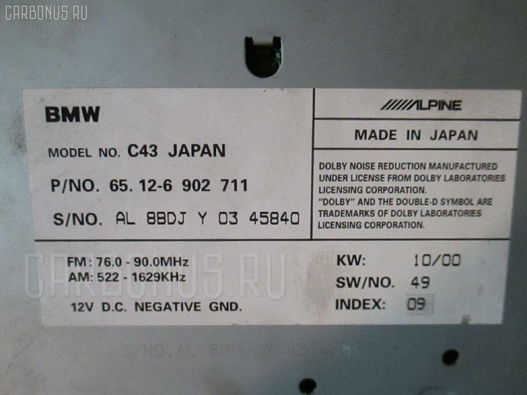 Автомагнитофон Bmw 3-series E46-AL32 Фото 1