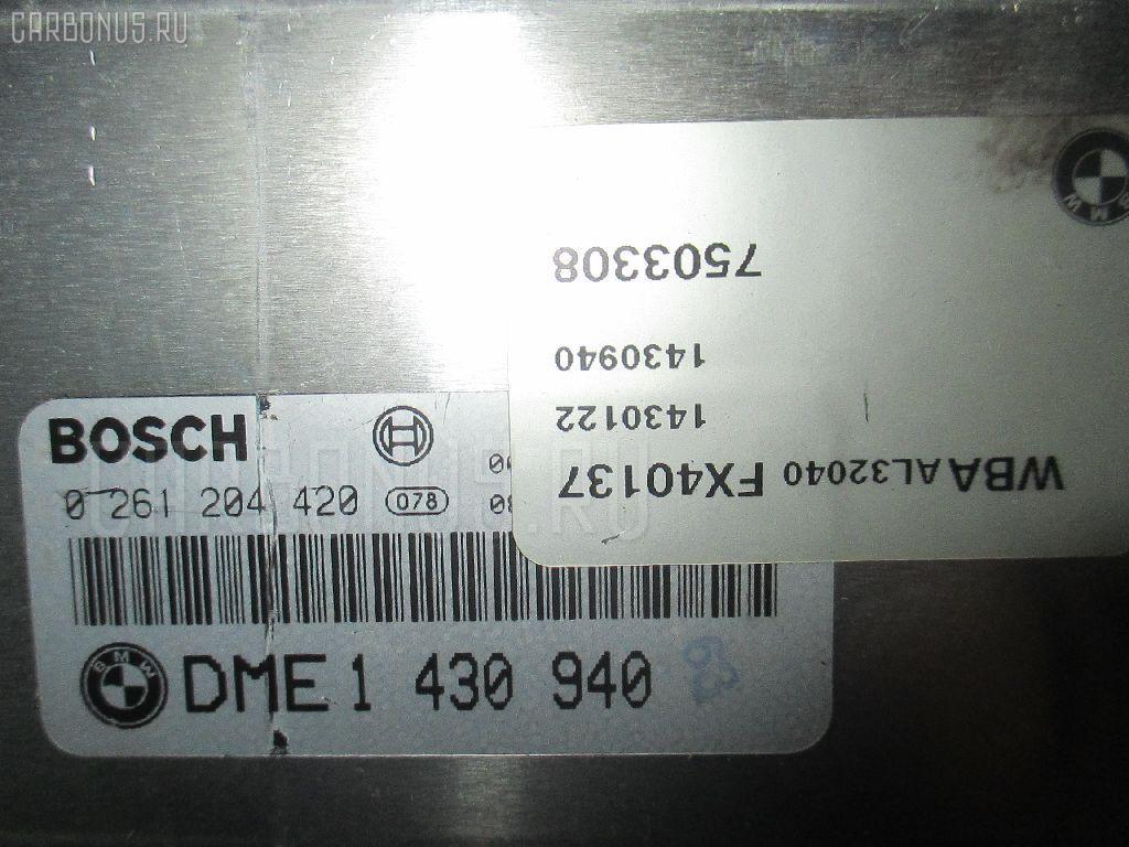 Блок EFI BMW 3-SERIES E46-AL32 M43-194E1 Фото 1
