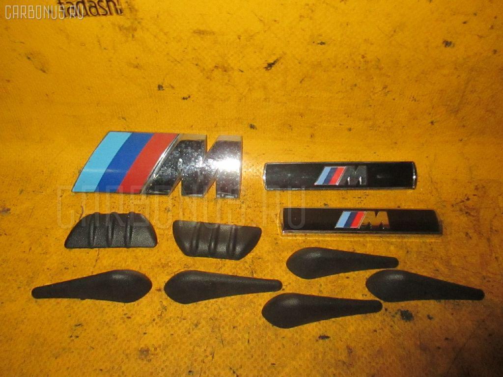 Эмблема BMW 3-SERIES E46-AL32 M43-194E1 2000.04 WBAAL32040FX40137 2WD 4D Фото 1