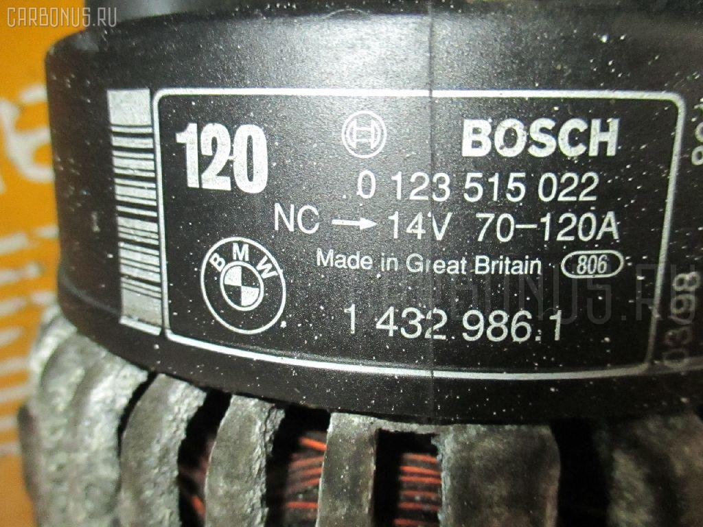 Генератор BMW 5-SERIES E39-DD62 M52-286S1 Фото 1