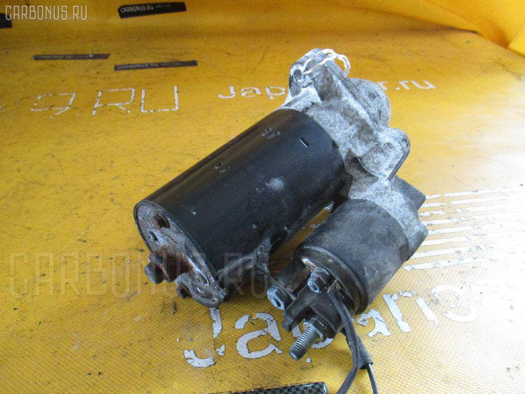 Стартер BMW 5-SERIES E39-DD62 M52-286S1 Фото 2