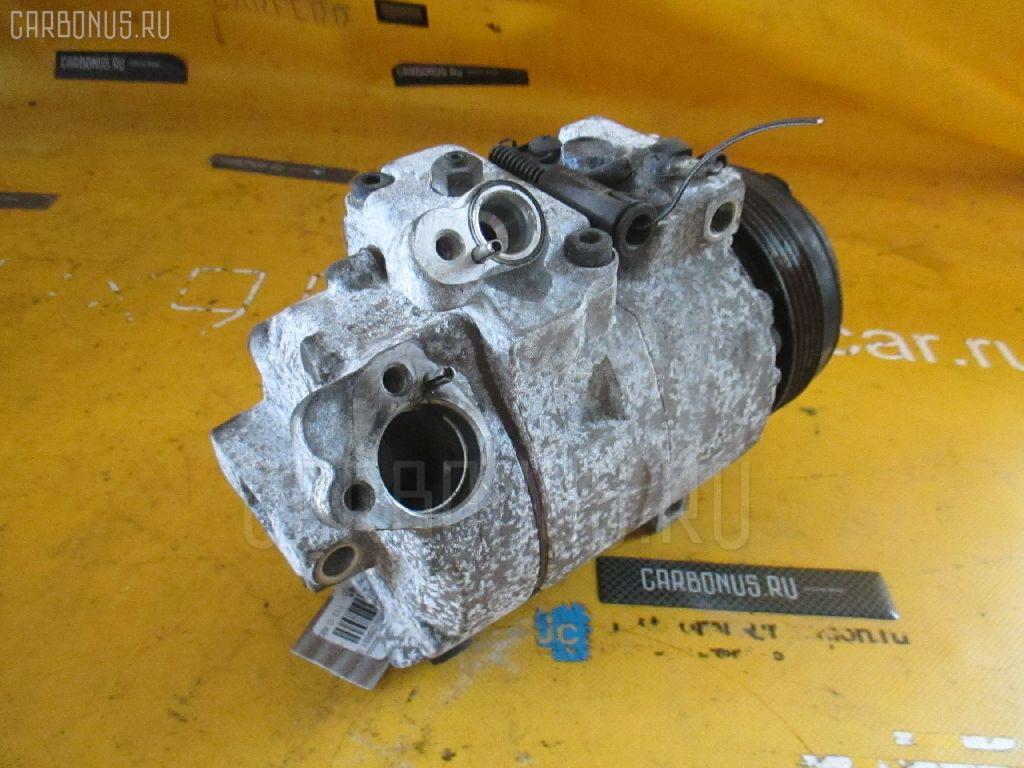 Компрессор кондиционера BMW 5-SERIES E39-DD62 M52-286S1 Фото 1