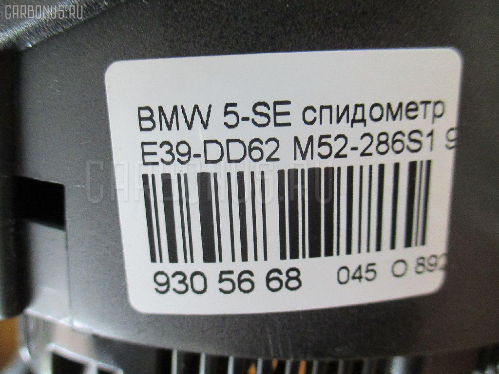 Спидометр BMW 5-SERIES E39-DD62 M52-286S1 Фото 4