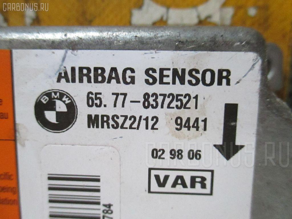 Блок управления air bag BMW 5-SERIES E39-DD62 M52-286S1 Фото 2