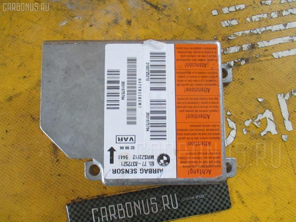 Блок управления air bag BMW 5-SERIES E39-DD62 M52-286S1 Фото 3