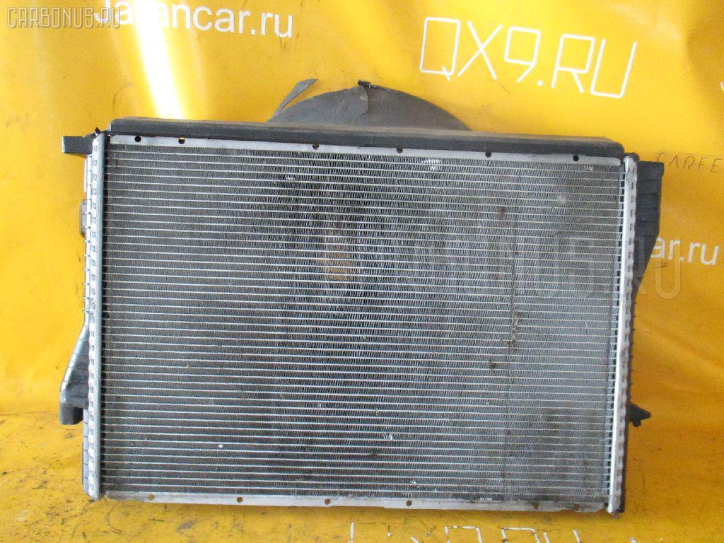 Радиатор ДВС BMW 5-SERIES E39-DD62 M52-286S1 Фото 3