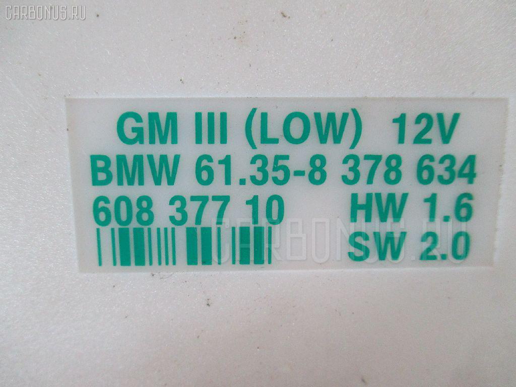 Блок упр-я BMW 5-SERIES E39-DD62 M52-286S1 Фото 2