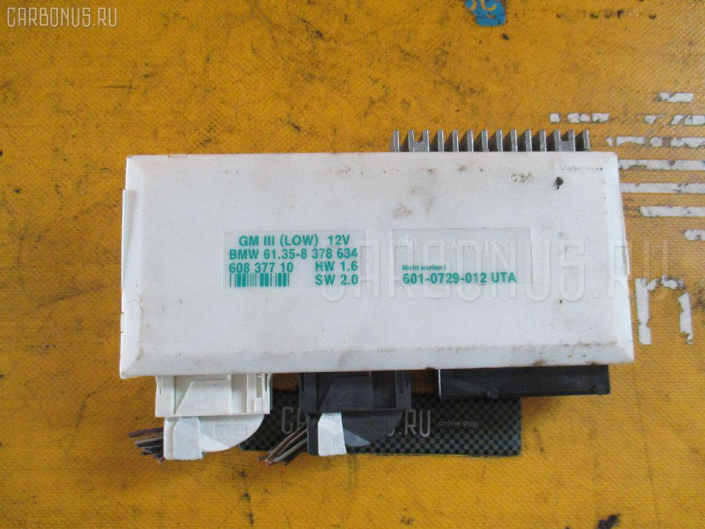 Блок упр-я BMW 5-SERIES E39-DD62 M52-286S1 Фото 4