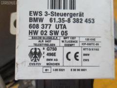 Замок зажигания BMW 5-SERIES E39-DD62 M52-286S1 Фото 4