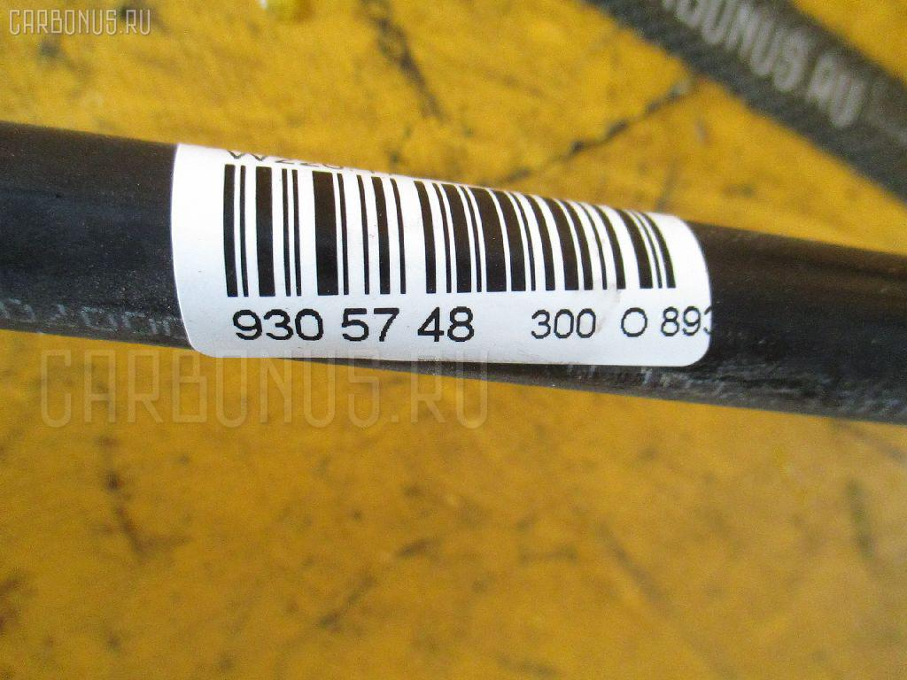 Патрубок радиатора ДВС MERCEDES-BENZ S-CLASS W220.178 137.970 Фото 3