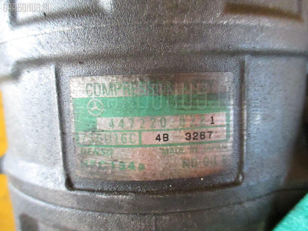 Компрессор кондиционера MERCEDES-BENZ S-CLASS W220.178 137.970 Фото 1