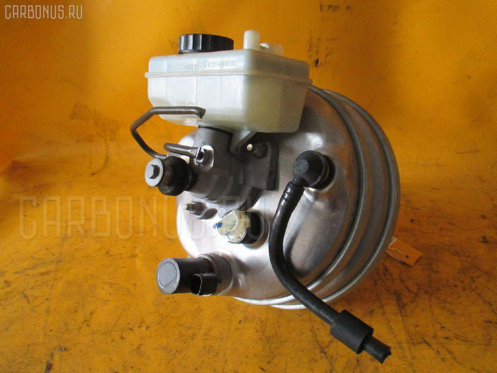 Главный тормозной цилиндр MERCEDES-BENZ S-CLASS W220.178 137.970 Фото 3