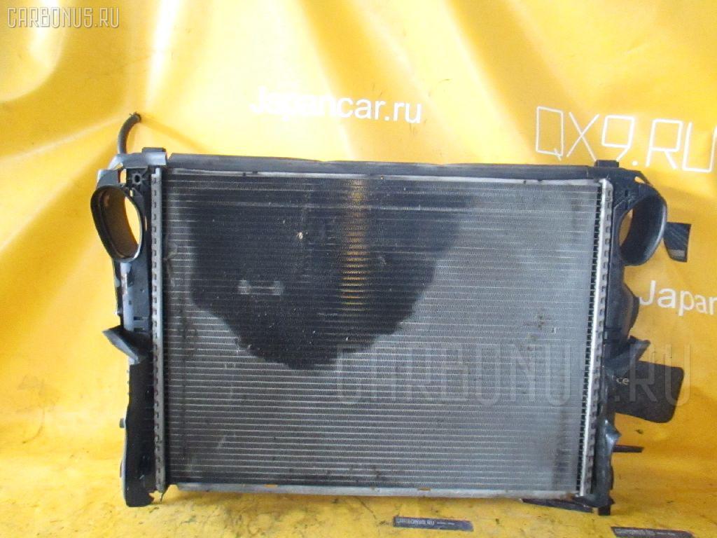 Радиатор ДВС MERCEDES-BENZ S-CLASS W220.178 137.970 Фото 1