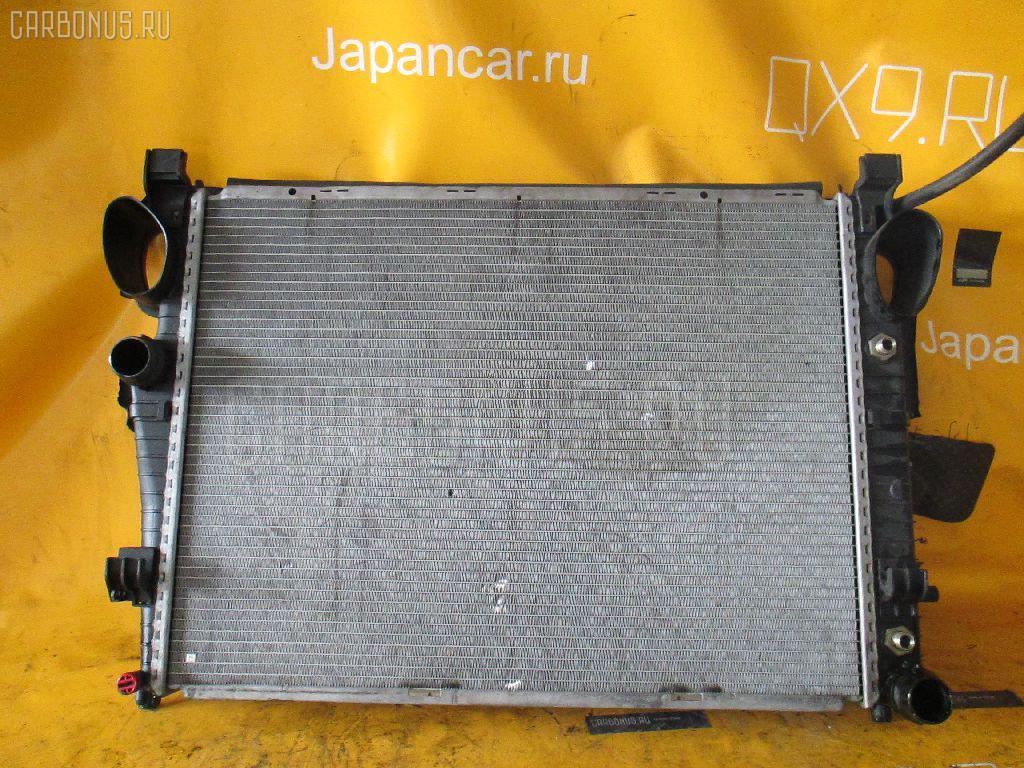 Радиатор ДВС MERCEDES-BENZ S-CLASS W220.178 137.970 Фото 3