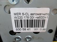 Автомагнитофон MERCEDES-BENZ S-CLASS W220.178 Фото 3