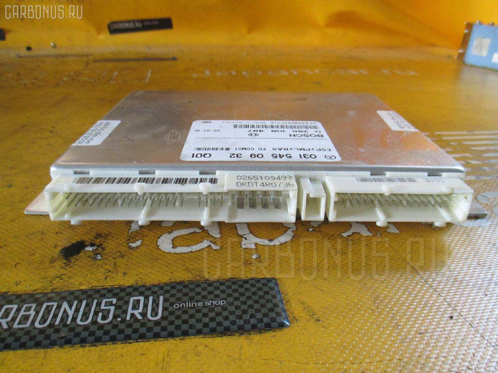 Блок упр-я MERCEDES-BENZ S-CLASS W220.178 137.970 Фото 2
