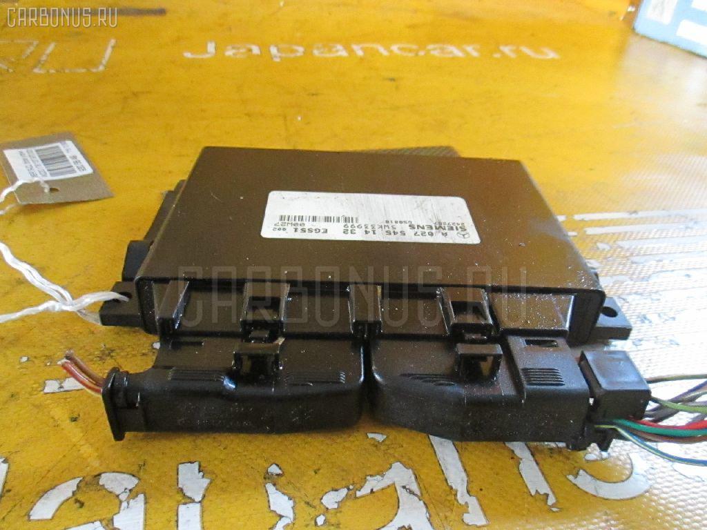 Блок упр-я MERCEDES-BENZ S-CLASS W220.178 137.970 Фото 1