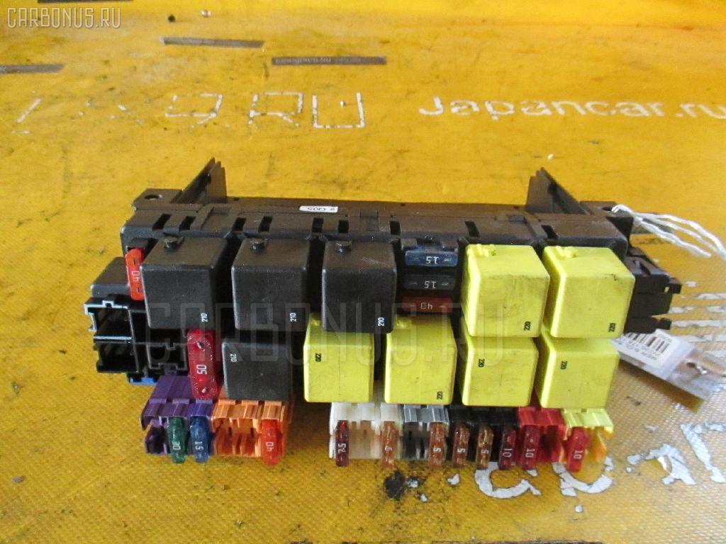 Блок предохранителей MERCEDES-BENZ S-CLASS W220.178 137.970 Фото 1