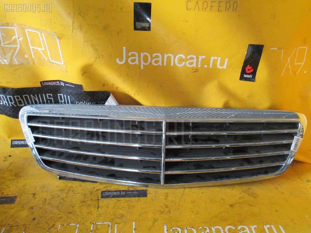 Решетка радиатора MERCEDES-BENZ S-CLASS W220.178 Фото 1