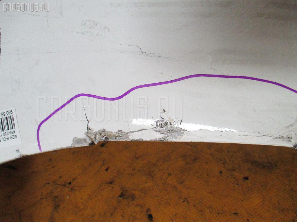 Бампер MERCEDES-BENZ S-CLASS W220.178 Фото 2