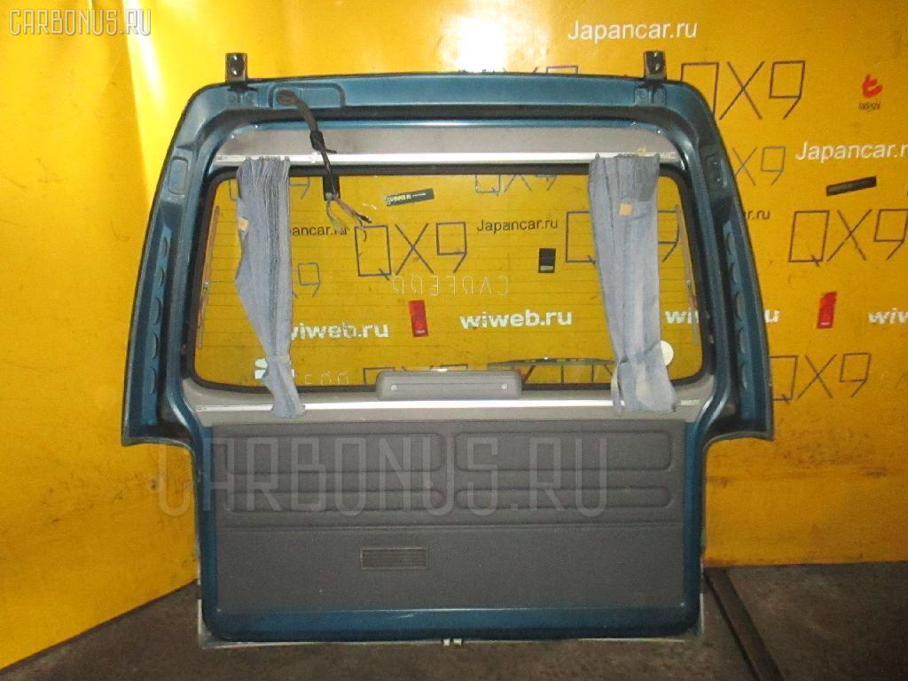 Дверь задняя MITSUBISHI DELICA STAR WAGON P35W Фото 2