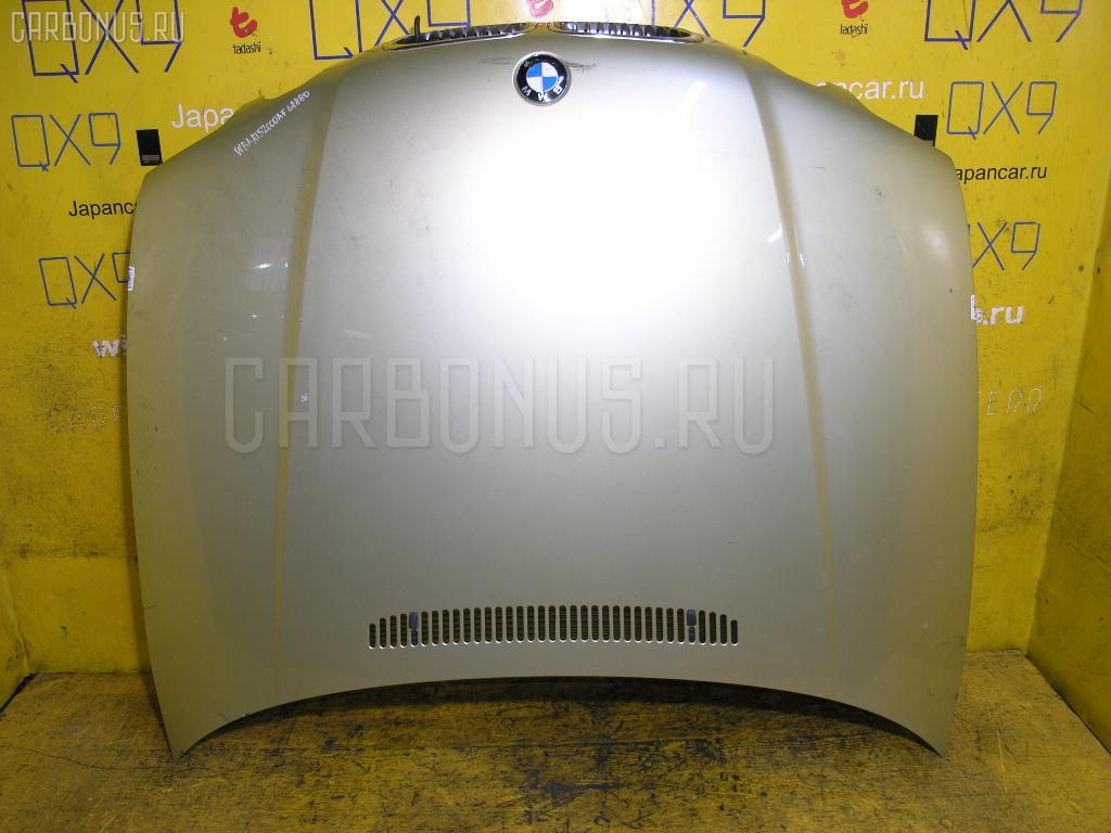 Капот BMW 3-SERIES E46-AT52 Фото 1