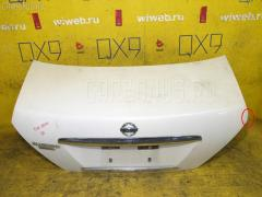 Крышка багажника Nissan Bluebird sylphy FG10 Фото 2