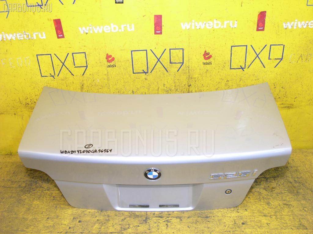 Крышка багажника BMW 5-SERIES E39-DT42 Фото 1