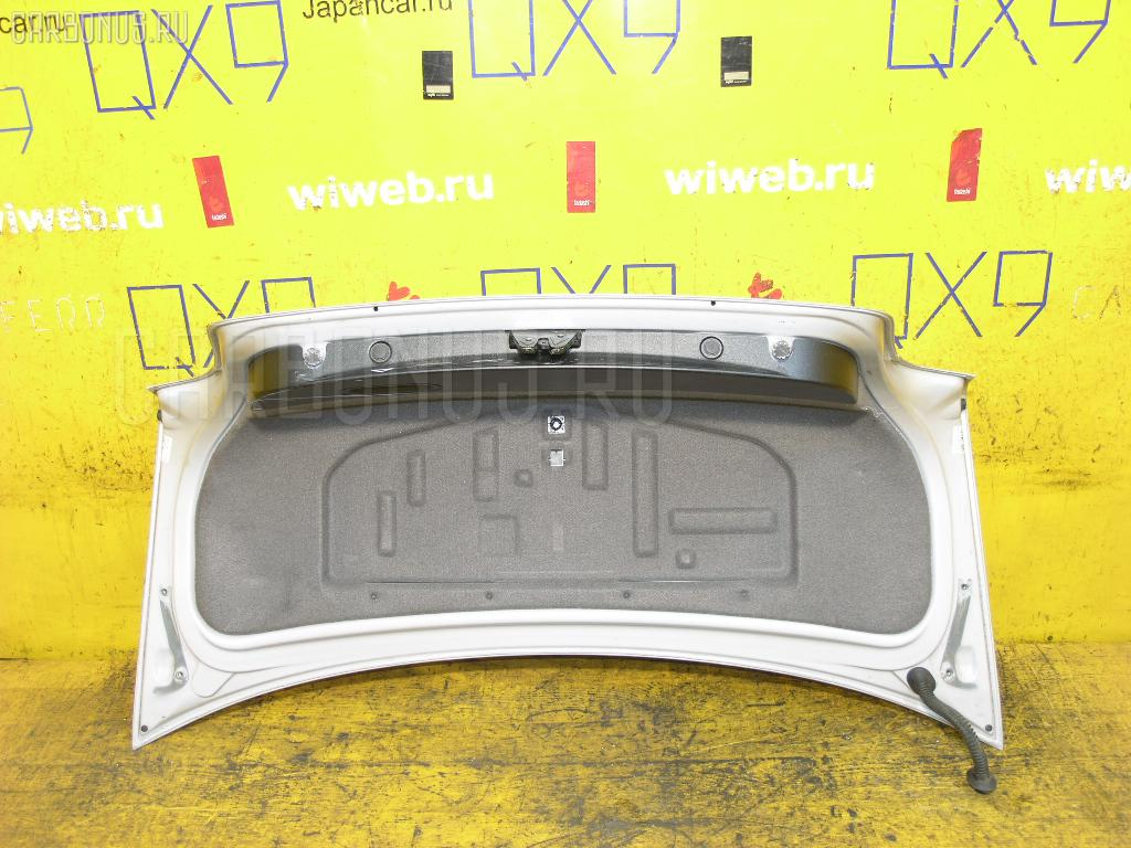 Крышка багажника BMW 5-SERIES E39-DT42 Фото 2