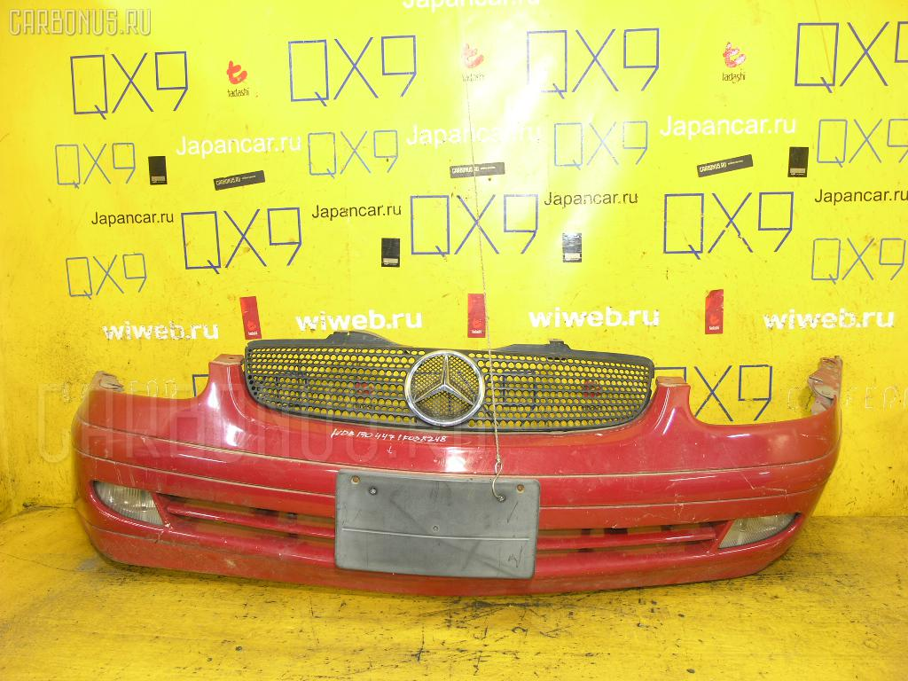 Бампер Mercedes-benz Slk-class R170.447 Фото 1