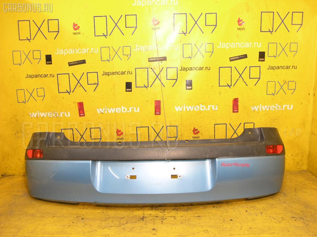 Бампер OPEL VITA W0L0XCF68 Фото 1