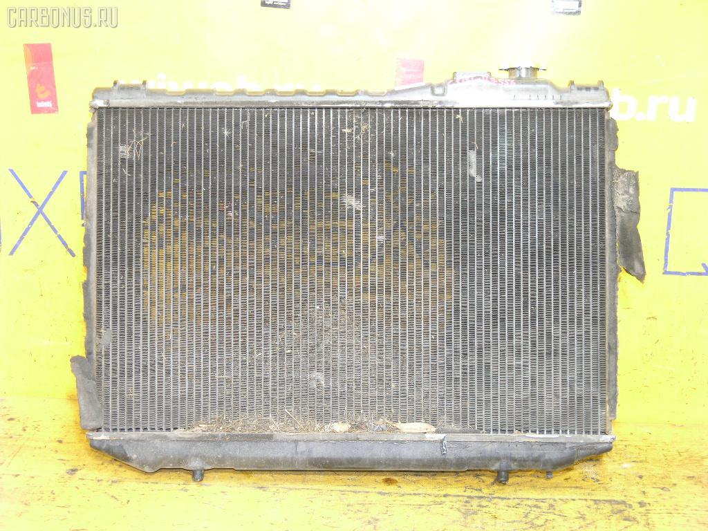 Радиатор ДВС TOYOTA CROWN GS131 1G-FE Фото 1